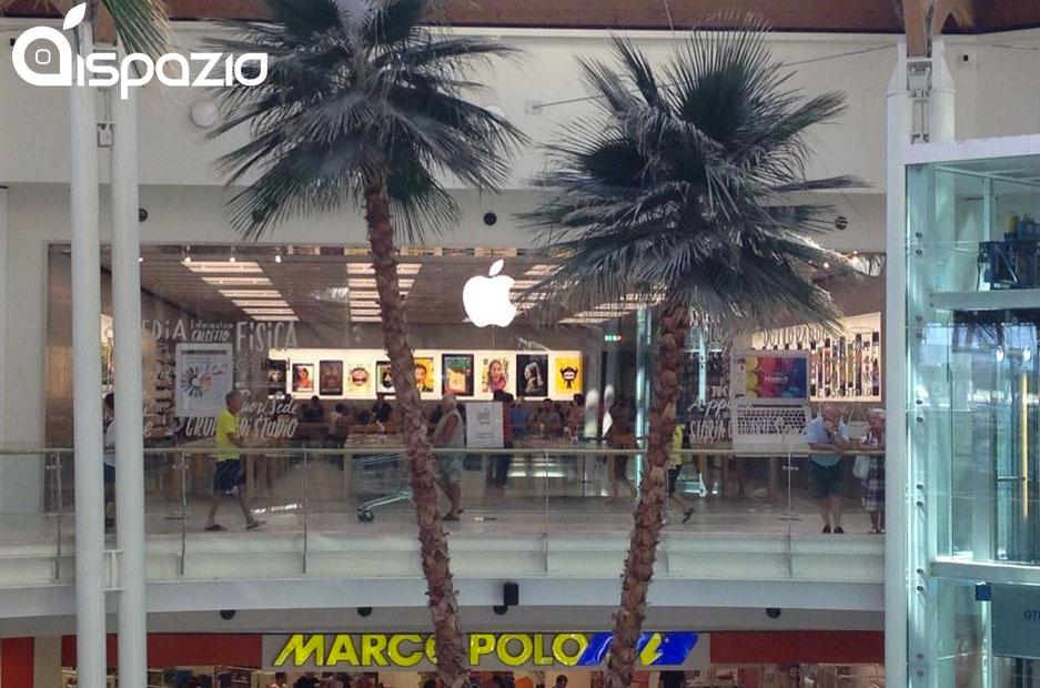 Apple Store di Rimini: iSpazio vi mostra le foto prima dell'inaugurazione del 3 Agosto