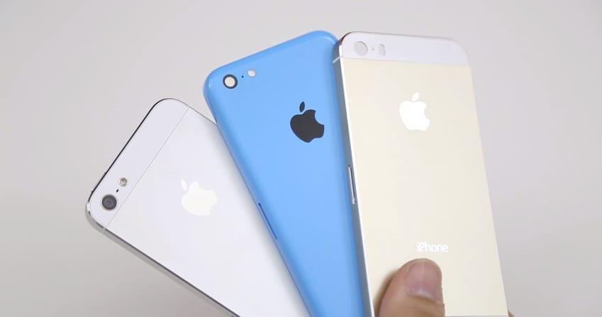 iPhone 5C 5S 5