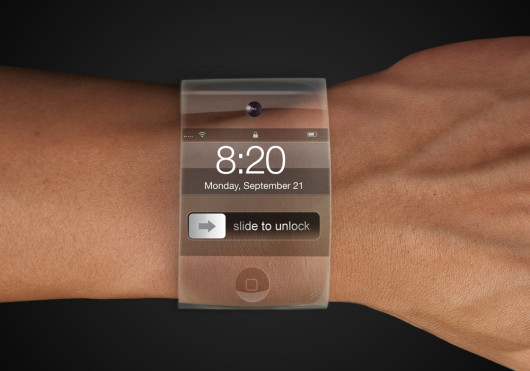 iphone iwatch vetro