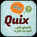 Quix: l'app che contiene citazioni dei migliori autori | QuickApp