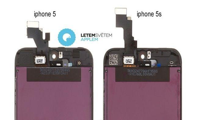 Pubblicate nuove immagini del display di iPhone 5S: cosa avrà di diverso?
