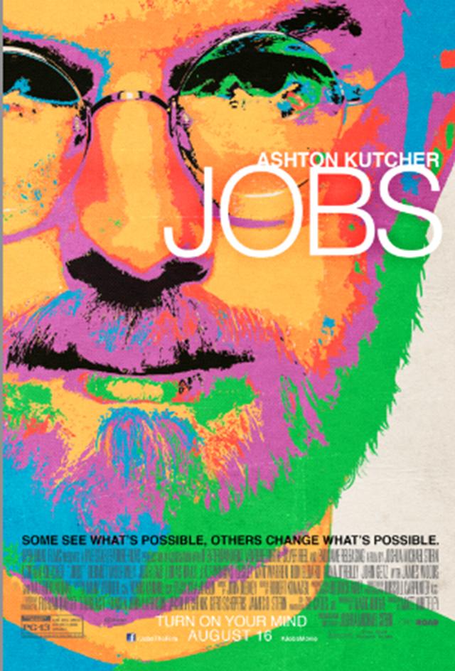 Jobs, il film dedicato all'amato fondatore di Apple, arriverà in Italia il prossimo 17 Ottobre