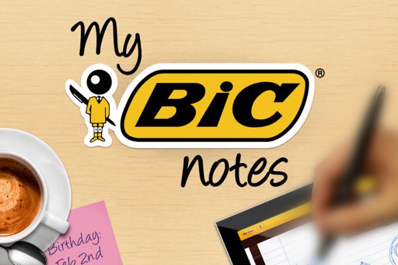 La penna Bic si evolve: da oggi potremo usarla per scrivere anche su iPhone!