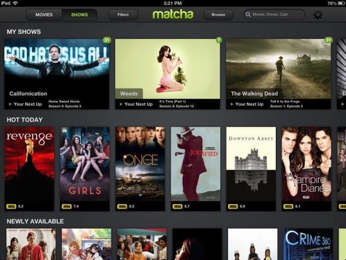 Apple acquista Matcha.tv, il famoso servizio di aggregazione video in streaming