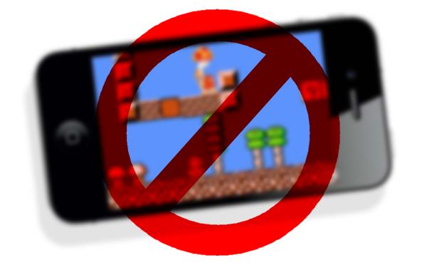 Nintendo: non vedrete mai Mario Bros su App Store