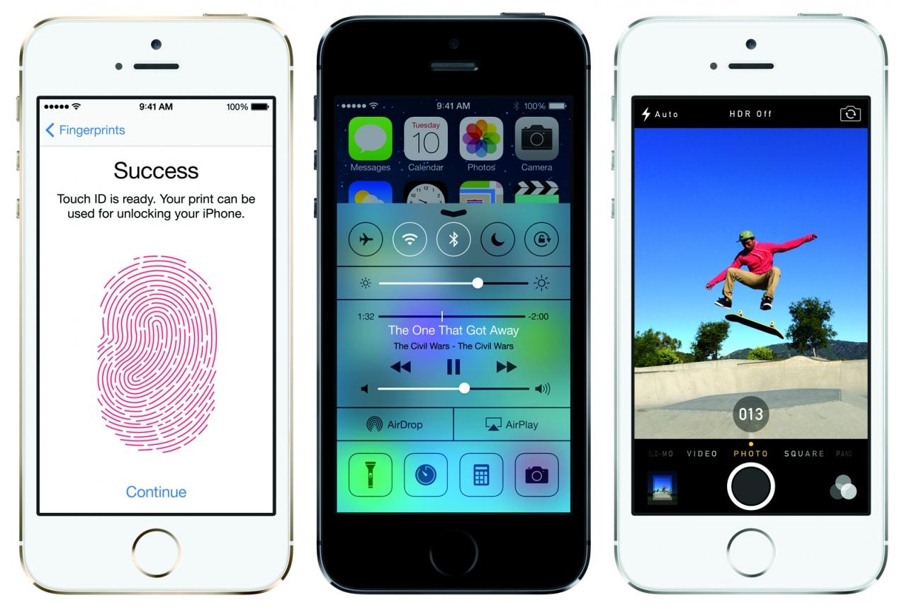 Ecco come si trasformeranno alcune famose app in iOS 7