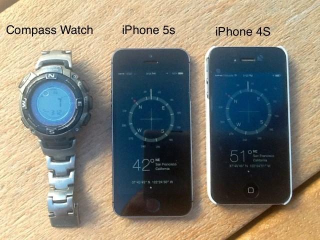 iPhone 5S: moltissimi modelli lamentano imprecisioni riguardo bussola, giroscopio ed accelerometro [AGGIORNATO]