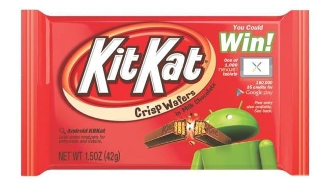 Nuovo sfottò per Apple: questa volta da parte di Google insieme a KitKat
