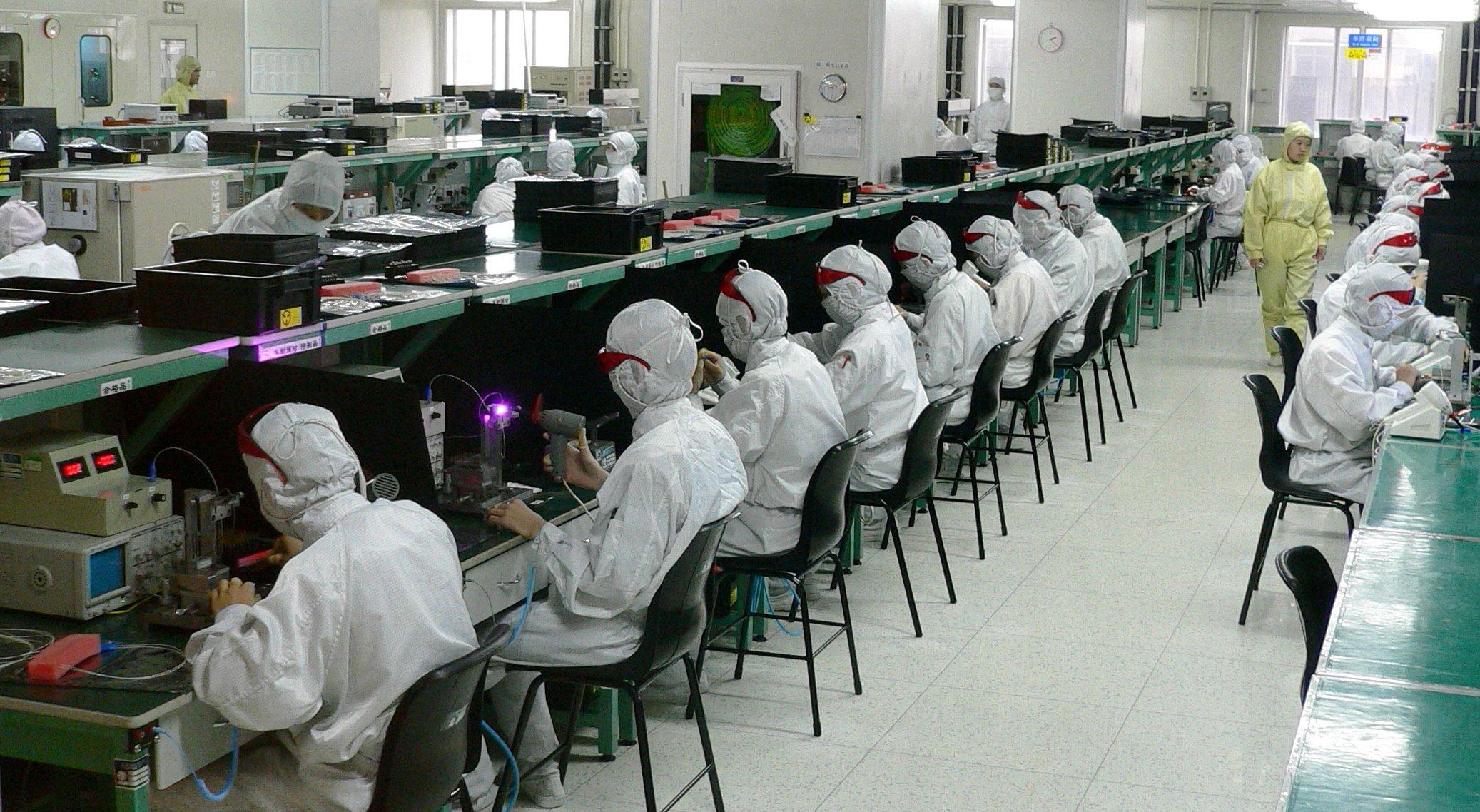 Lavoratori apple