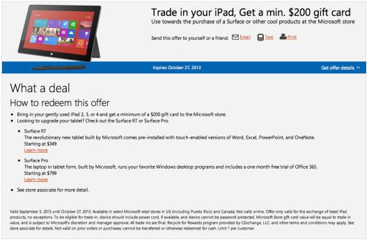 Microsoft-iPad-trade-in