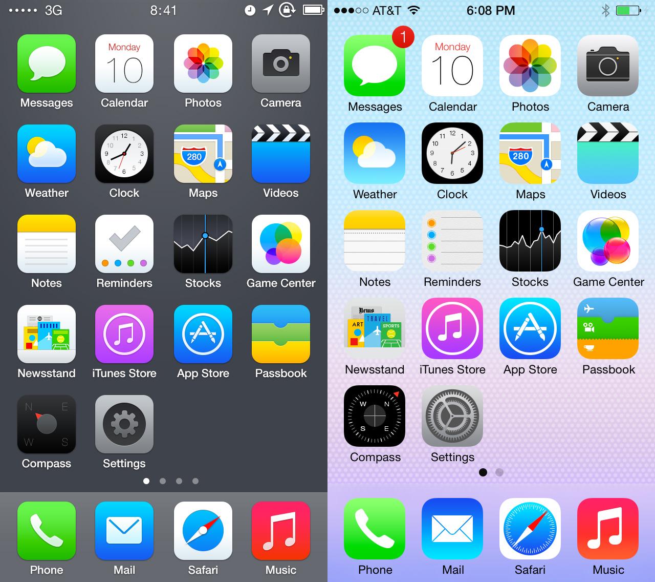 iOS7 costringe gli sviluppatori a riprogettare le proprie applicazioni?