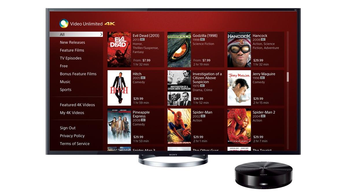 IFA 2013: Sony presenta Video Unlimited 4K e non solo