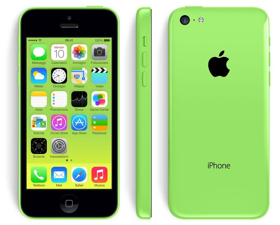 Apple Presenta Liphone 5c Il Più Colorato Di Sempre Ispazio