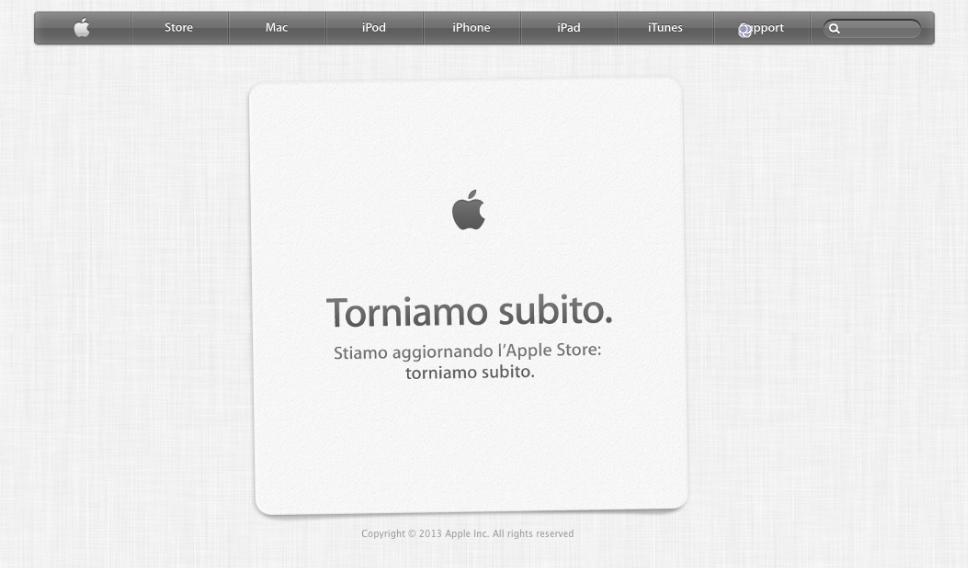 Apple Store Offline, in arrivo la possibilità di acquistare iPhone 5S e 5C in alcuni paesi!