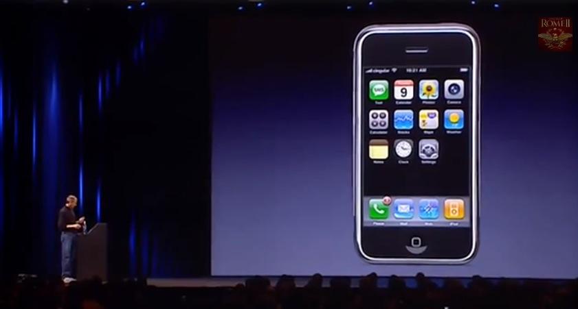 Il keynote del primo iPhone ne invalida il brevetto Bounce Back