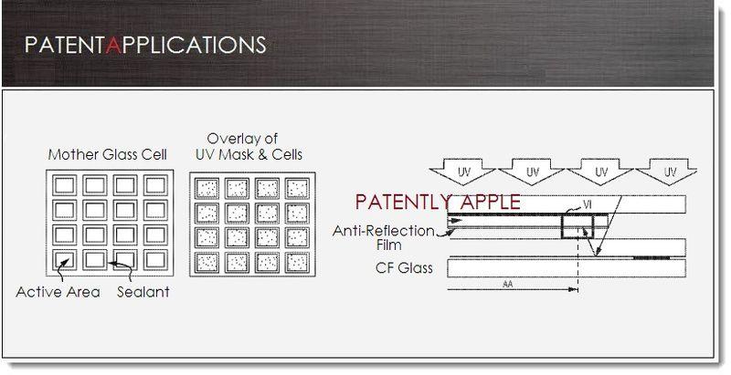 Apple brevetta un display anti-riflesso per i prossimi dispositivi