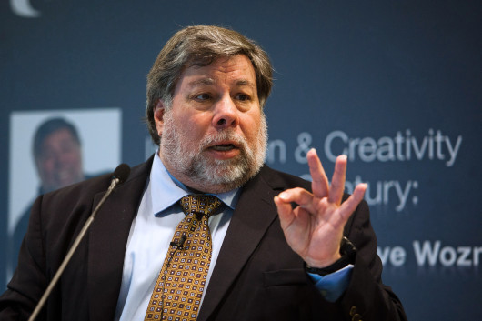 Speech By Apple Inc. Co-Founder Steve Wozniak