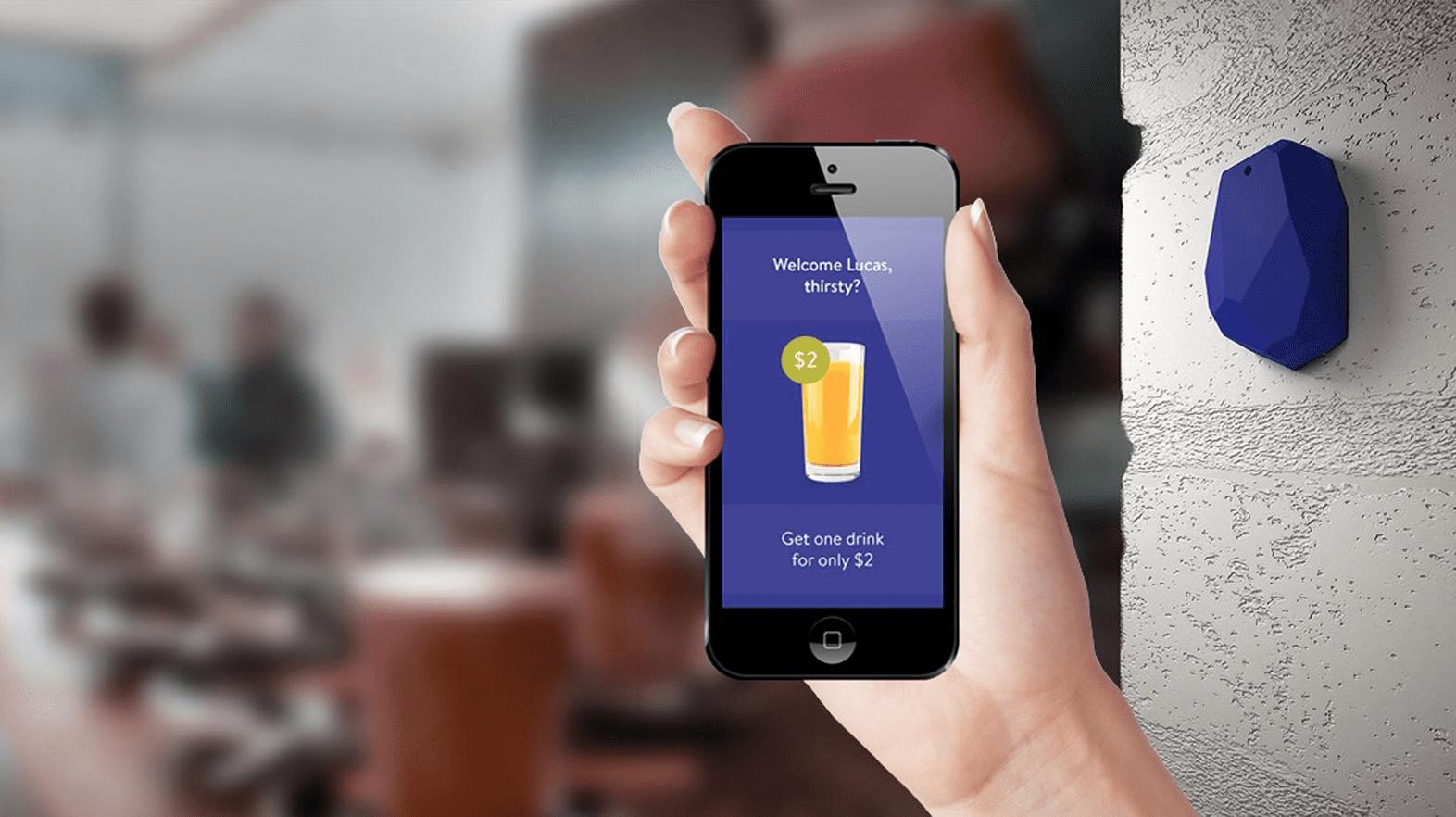 iBeacon: ecco come funziona nell'atto pratico la nuova feature di iOS 7, che supera l'NFC [Video]