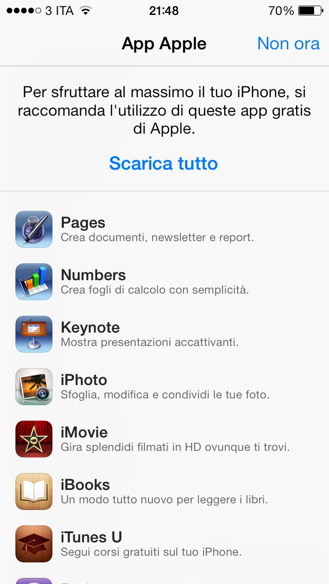 imovie gratis iphone 5c