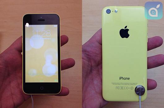 iSpazio tocca con mano i nuovi iPhone 5C
