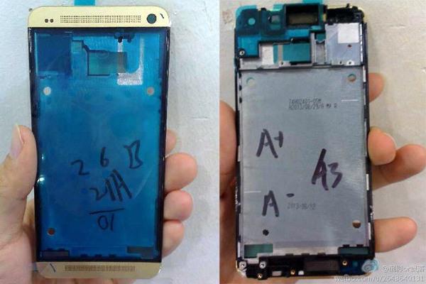 Apple docet: anche HTC prepara una nuova versione dorata del One?