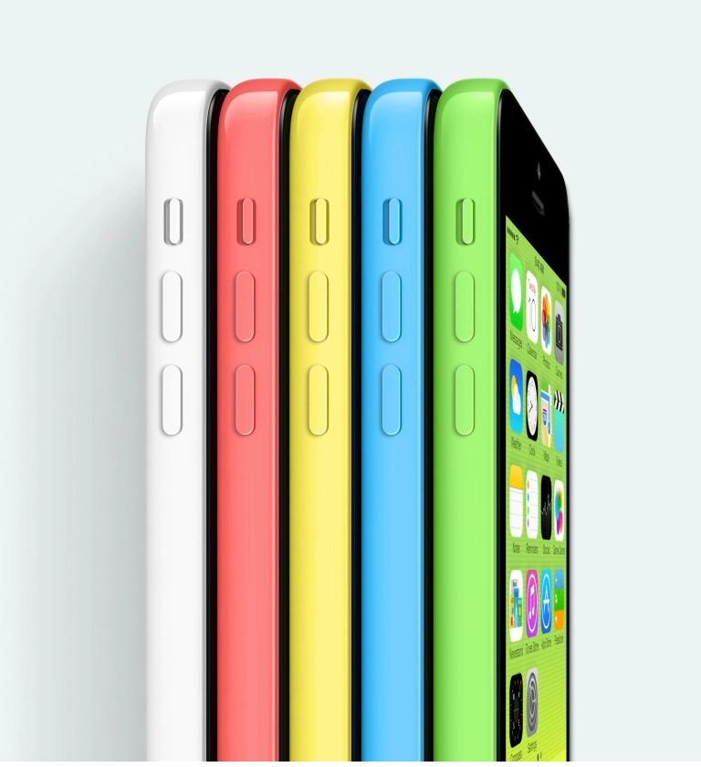 Apple presenta l'iPhone 5C: il più colorato di sempre