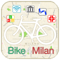 Bike4Milan: l'app utile per cercare le biciclette stalli presenti a Milano