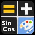 Calcolatrice Colorful: l'unica calcolatrice con temi personalizzabili | QuickApp