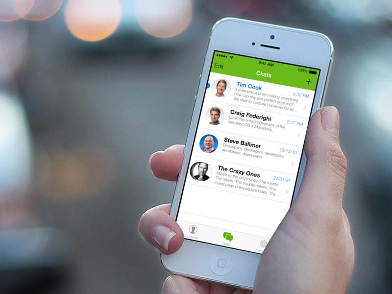 Whatsapp per iOS 7 è pronto: a breve il nuovo aggiornamento
