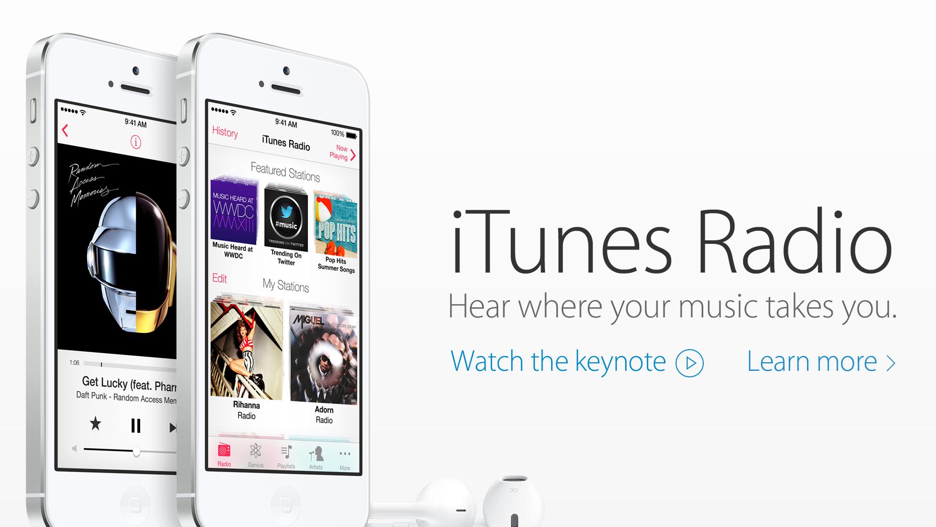 Apple cerca personale per il lancio di iTunes Radio