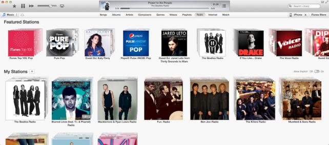 Apple cerca esperti nel mondo della Musica per iTunes Radio
