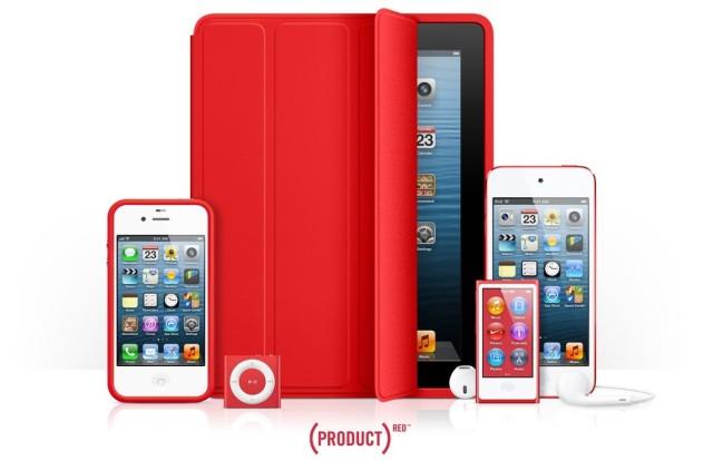 65 milioni di dollari: questa la cifra raggiunta grazie ad Apple destinata al programma di beneficenza Product (RED)