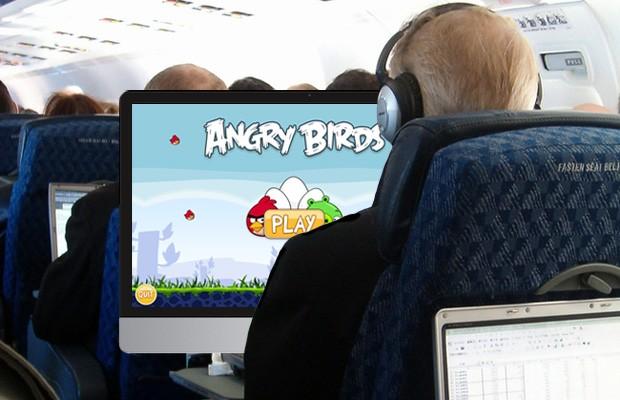 Via libera all'utilizzo di tablet e smartphone durante atterraggio e decollo