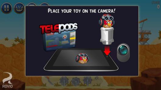 telopod angrybirds