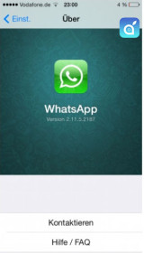 whatsapp ios7 ispazio 1