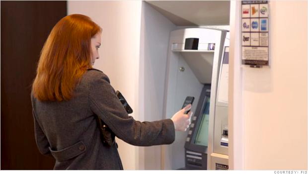 Addio Bancomat: il prelievo si farà…con lo smartphone!