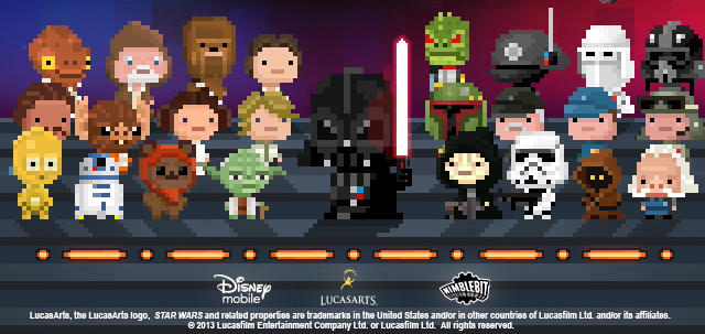 LucasArts e Disney Mobile insieme per Star Wars: Tiny Death Star