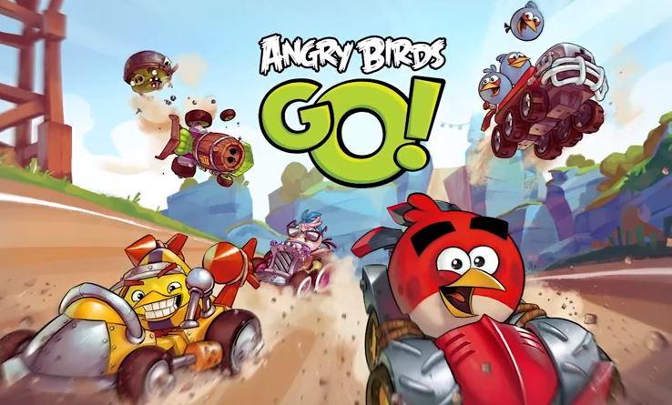 Angry Birds Go! il gioco di corse sui Go-Kart presto su App Store: ecco il trailer ufficiale