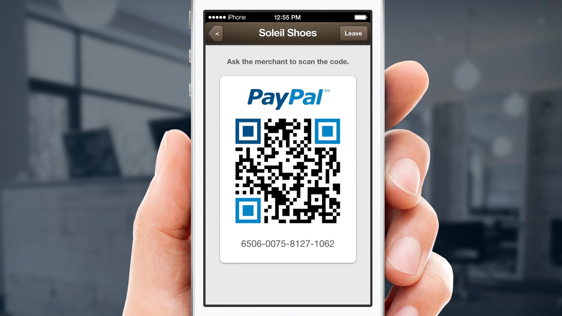 PayPal-QR_Code