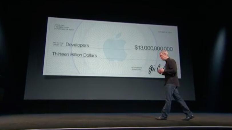 iPhone 5S e 5C, iOS 7 e App Store: Tim Cook riassume i recenti successi di Apple