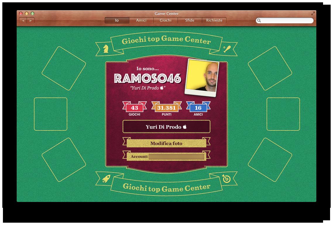 Apple apre il Game Center agli sviluppatori: le classifiche saranno gestite autonomamente