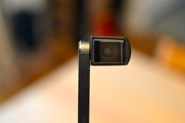 Smartphone spy lens la lente angolare per fare foto senza for Smartphone piccole dimensioni