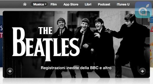 Su iTunes da oggi è possibile preordinare i due volumi del 'Live at the BBC' dei Beatles!