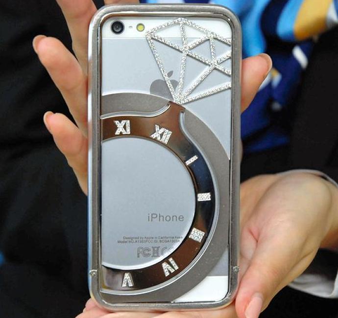 Koku la custodia per iphone pi costosa al mondo ispazio - La casa piu costosa al mondo ...