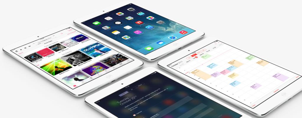 iPad Mini retina disponibile dal 21 Novembre