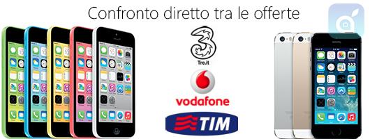iSpazio confronta le offerte di Tre, Tim e Vodafone per l\'acquisto d ...