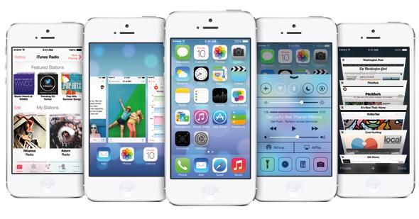 iOS 7 è stato un successo durante i primi 7 giorni dal lancio, ma non come iOS 6