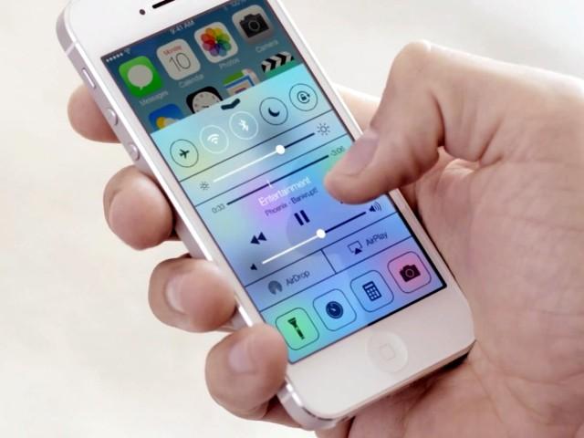 Il 71% dei dispositivi tra iPhone, iPod touch ed iPad sono già stati aggiornati ad iOS 7