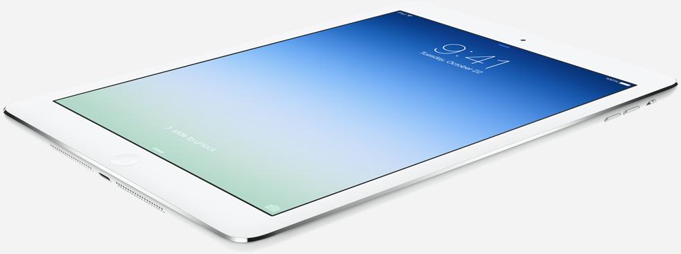 iPad-Air-lock-screen-