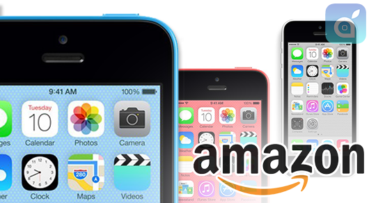iPhone 5c offerta amazon